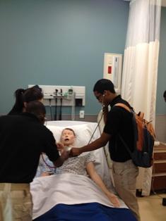 Positive Youth Development – FIU Medical School Visit