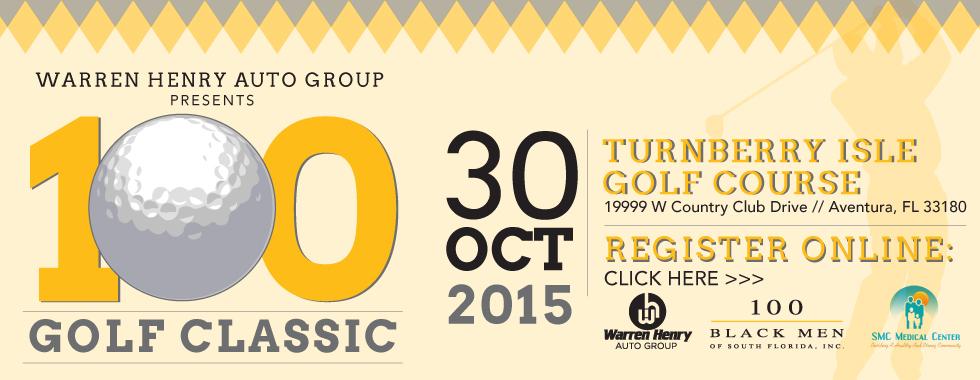 100 golf Classic