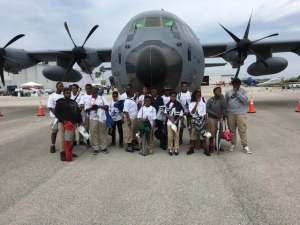 Melborne group airplane