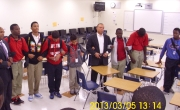 2013 Positive Youth Development – Jose De Deigo Middle School